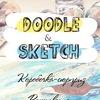 Doodle&Sketch Box   Творчество в коробочке