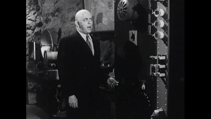 Атомный Человек против Супермена (1950) часть 15