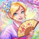 Ёлочка 2017:  Цветок Сакуры