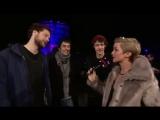 AnnenMayKantereit interview (1LIVE Krone 2016 - Roter Teppich )