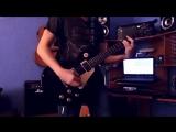 Айдамир Мугу - Черные глаза (Rock Guitar Cover)