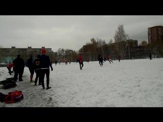 Вадим Соковцев (Метрополис). Гол в ворота команды Зюкайка