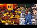 Лего зомби Апокалипсис 3