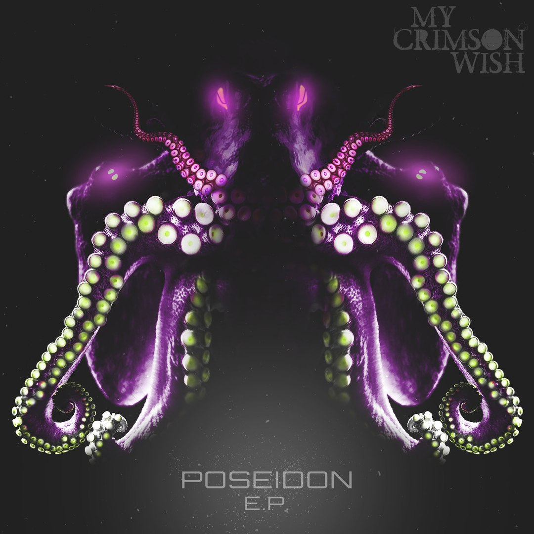 My Crimson Wish - Poseidon [EP] (2017)