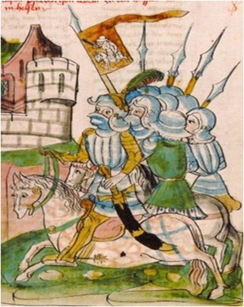 Московско-Литовская война и битва на Суходреве в