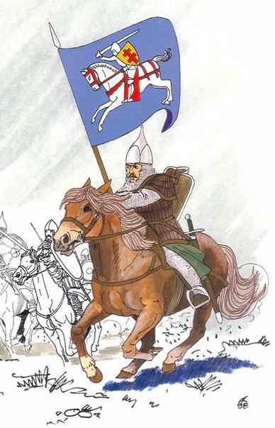 Литовские князья на службе Новгороду ( XIV