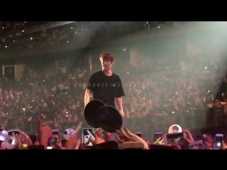 FANCAM | 170423 | 2017 BTS LIVE TRILOGY EPISODE III: The Wings in Bangkok