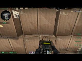 Катка в Counter Strike Global Offencive 1(часть 1)