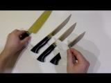 Как могут резать наши кухонники)
