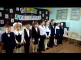 1 клас - свято БУКВАРИКА - вдео 3 - 2017