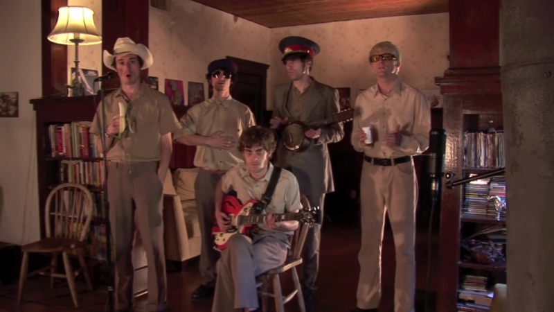 The Fat White Family ~ Touch The Leather (Berkman House, SXSW 2014)