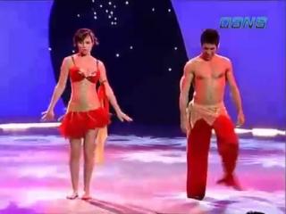 Best Oriental Show Ever Perfect Couple Oriental Dance Show