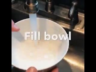 Как правильно готовить воду