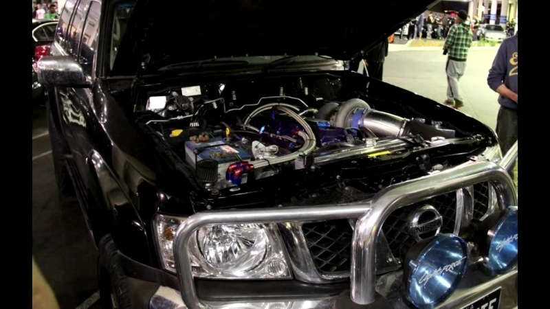 800hp Nissan Patrol insane recovery !