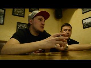 ValieDollz BrassCore Band - интервью 2017