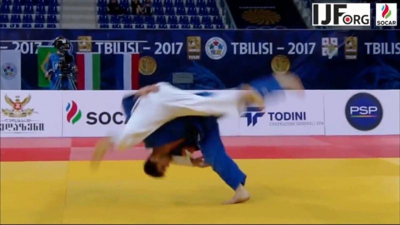 Judo Vine - Алан Хубецов