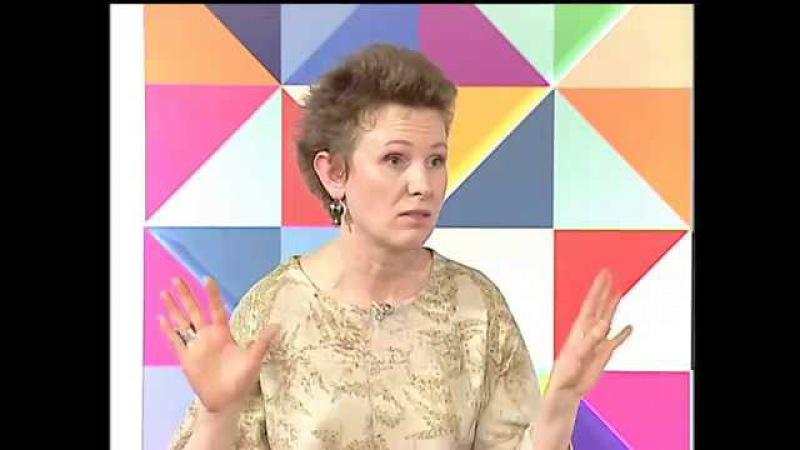 Екатерина Кабанова. Эко-дизайнер. Художник по тканям. Беларусь2. ТелеУтро