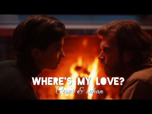 Cesur Suhan | Where's My Love?