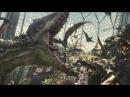 Jurassic World 2 Fallen Kingdom - Trailer 2018 Chris Pratt Action Movie Fan Made Trailer