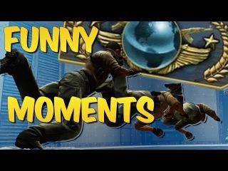 CS GO FUNTAGE #16 - Global Elite Adventures & CS:GO Funny Moments
