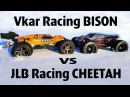 RC Car OFF Road 4x4 —Vkar Racing BISON VS JLB Racing CHEETAH — RC Extreme Pictures