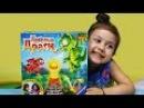 ИГРАЕМ ВМЕСТЕ с Эмилюшей в настольную игру пламя драконов. Видео для детей