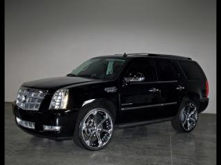 Cadillac Escalade с надежностью у американца все в порядке!