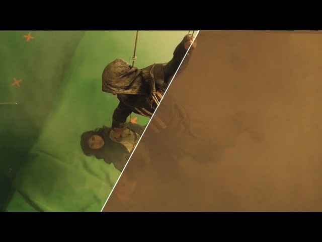 Кредо Убийцы - Визуальные эффекты; Assassin's Creed - VFX Breakdown by Cinesite (2016)