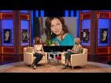 Екатерина Гусева в программе Первого канала Наедине со всеми