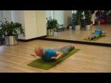 5 простых упражнений йоги для спины