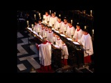 Gregorio Allegri - Miserere mei Deus Choir of King's College