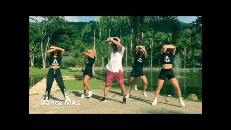 Alguien Robo - Sebastian Yatra (feat. Wisin Nacho) - Marlon Alves Dance MAs