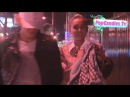 Miley Cyrus Cody Simpson caught hooking up on a date while sneaking out back of 1 Oak WeHo