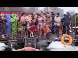 Газовики Республики приняли участие в праздновании Крещения Господнего