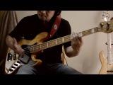 Rio Funk - Lee Ritenour Bass cover