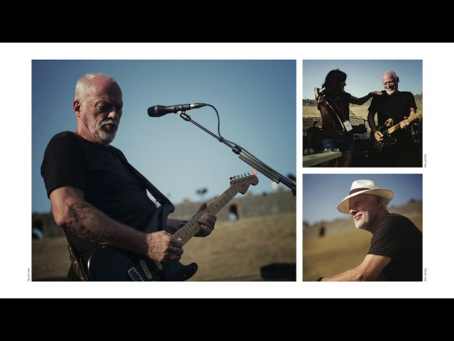 David Gilmour EPK Live At Pompeii 2016 Part 3