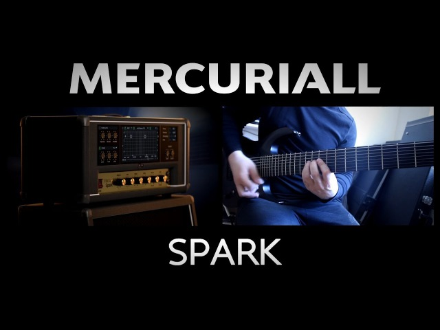 Mercuriall Spark 8 String Metal Mixtest