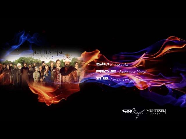 Muhteşem Yüzyıl [SB Müzik] Ceng-i Ali [Tempo Versiyon]