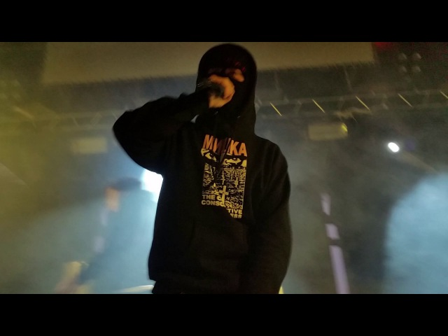VELIAL SQUAD - 666x7 [p. Yung Meep] LIVE | Moscow 19.04.17