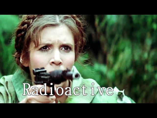 Princess Leia Organa Radioactive