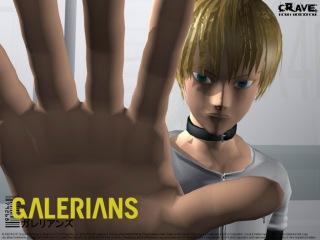 PS3 GALERIANS CLASSIC PSX 720P HD