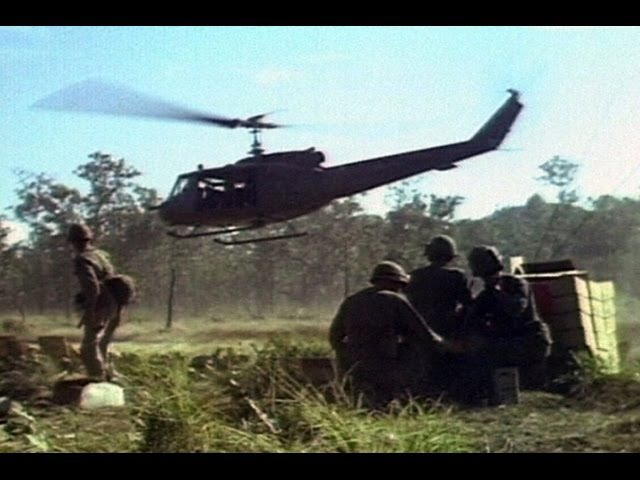Battle of Ia Drang (documentary)- Operation Silver Bayonet