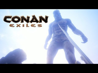 Conan Exiles - Xbox One and PC Announcement Trailer
