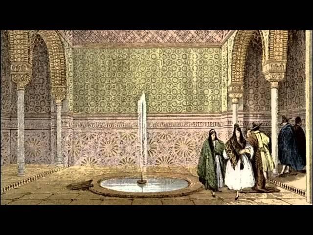 La Alhambra: Del Palacio del Sultán a la leyenda.