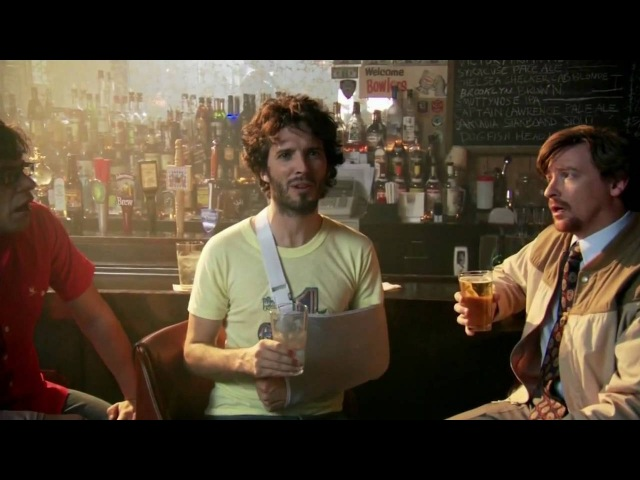 Flight of the Conchords - Friends