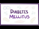 Diabetes mellitus (type 1, type 2) diabetic ketoacidosis (DKA) - causes symptoms