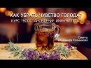 Чувство голода! Переход на вегетарианство и сыроедение. Советы Владимира Калмыкова.