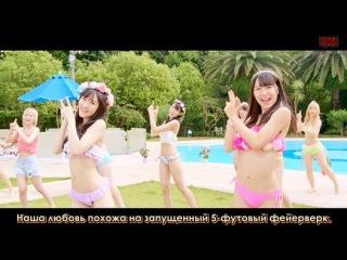 NMB48 - Saigo no goshakudama [Русские субтитры]