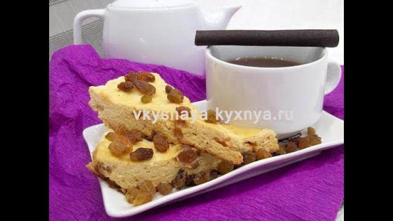 Творожная запеканка с манкой и изюмом: наслаждаемся любимым десертом