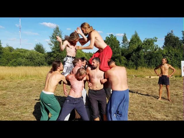 С.Жданов - Молодецкая забава Сражение Колесниц | Собери Свою Матрёшку '17